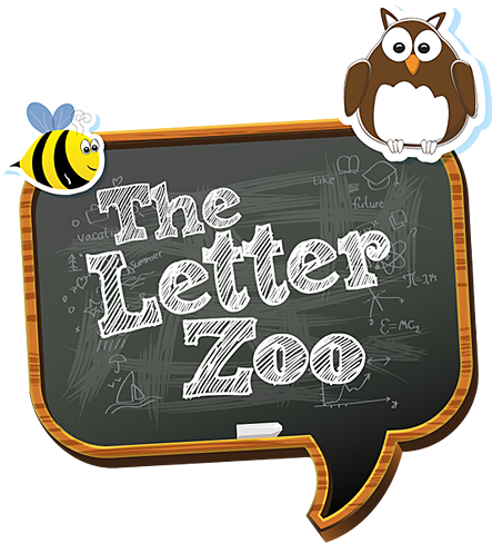The Letter Zoo Logo